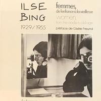 ILSE BING 1929 /1995