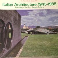 a +u 建築と都市 1988年3月臨時増刊号/イタリア建築:1945-1985/フランチェスコ・ダル・コォ/セルジョ・ポラーノ
