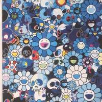 Flowers and Skulls Catalogue / Takashi Murakami  [村上隆]