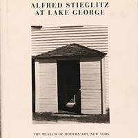 ALFRED STIEGLITZ  AT LAKE GEOGE