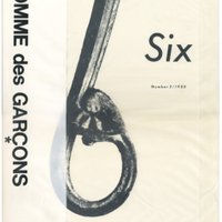 Comme des Garcons SIX No.2