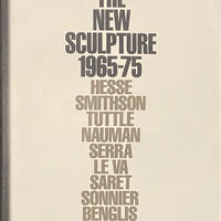 THE NEW SCULPTURE 1965-75