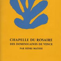 CHAPELIE DU ROSAIRE / HENRI MATISSE(ポストカード1枚付き)