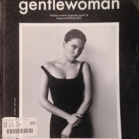 the gentlewoman Issue no.8 Lea Seydoux