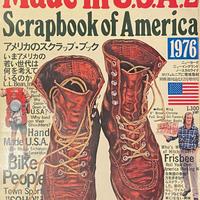 Made in U.S.A.-2 catalog Scrapbook of America 1976