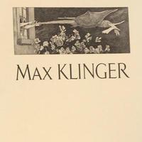 国立西洋美術館所蔵 マックス・クリンガー 版画展