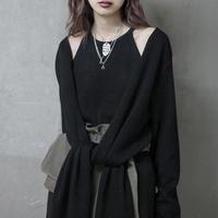 【LR1019】ニットアンサンブル