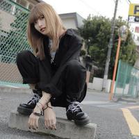 【LR0060】デニムオーバーオール