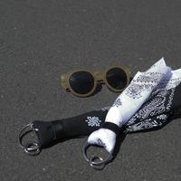 【LR0071】バンダナキーホルダー