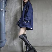 【LR1024】BIGデニムジャケット