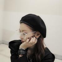 【LR1043】ベレー帽