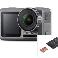 DJI OSMO ACTION + micro SDカード[64GB]