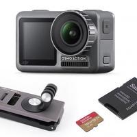 DJI OSMO ACTION アクションカメラ アクティビティ セット
