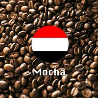 モカコーヒー 200g