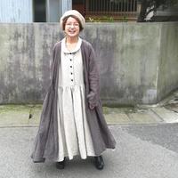 "AU GARCONS "" Dalila "" レディース/リネン/カーディガン/日本製"