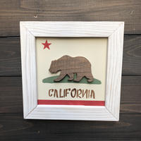 wood board F〜california〜