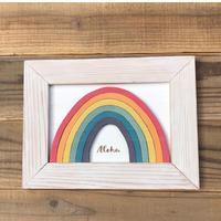 wood board F〜rainbow1