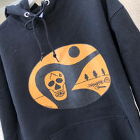 死神  Sweat  PULLOVER HOODIE           [ coffee Yellow]