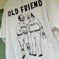OLD FRIENDS  Poket T shirts