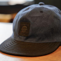 B.M.  NAVY  2TONE   CANVAS CAP /  ネイビー 2トーン キャンバスキャップ