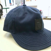 BM  NAVY   CANVAS CAP /  ネイビー キャンバスキャップ