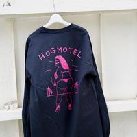 HOG MOTEL   Long Sleeve T shirts /  HOG MOTEL  ロンT