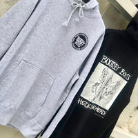 BOOTSEY BOYS           Sweat PULLOVER HOODIE ,  NO CARE × LIFERS
