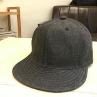 B.M.  DENIM  CAP02  /  デニムキャップ 02  プレーン