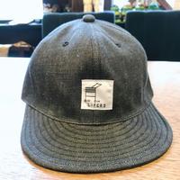 B.M.  DENIM  CAP /  デニムキャップ
