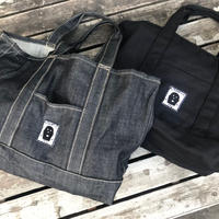 BLACK MASK  tote bag