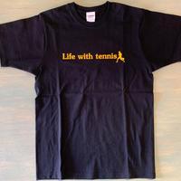 Casual Tシャツ(BK×Ye)