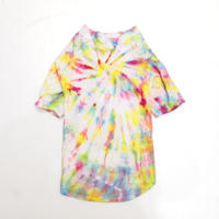 "WagWear Catskills Indigo Tie-Dyed T-Shirt  18"" 01"