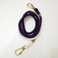 Found My Animal ADJUSTABLE DOG LEASH(PURPLE OMBRE)