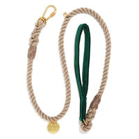 Found My Animal Emerald Washable Velvet Animal Leash