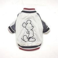 MAX BONE Mickey Mouse Bomber Jacket