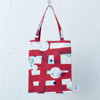 BAG_LCトート -MAGIC BIRD- (RED)