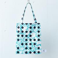 BAG_LCトート -BUBBLE FLOWER- (LIGHT BLUE)