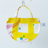 BAG_ミニRトート -MAGIC BIRD- (YELLOW)