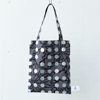 BAG_LCトート -BUBBLE FLOER-(SILVER)