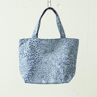 BAG_BOXトート  -ボタニカル-(BLUE)