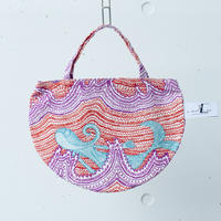 BAG_ミニRトート -LITTLE OCEAN- (RED)