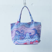 BAG_BOXトート  -LITTLE OCEAN- (PURPLE)