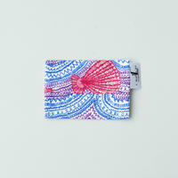 ACCESSORIES_ティッシュケース -LITTLE OCEAN- (PURPLE)