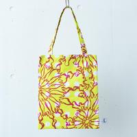 BAG_LCトート -BUBBLE FLOWER- (YELLOW)