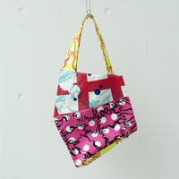 BAG_ボコトート -BUBBLE FLOWER- (YELLOW)