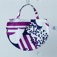 BAG_ミニRトート -SOUFFLE- (PURPLE)