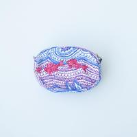 POUCH_たまごポーチ  -LITTLE OCEAN- (PURPLE)