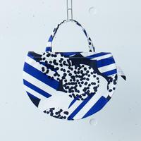 BAG_ミニRトート -SOUFFLE- (BLUE)