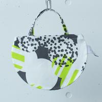BAG_ミニRトート -SOUFFLE- (GREEN)