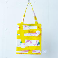 BAG_LCトート -MAGIC BIRD- (YELLOW)